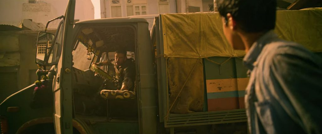 Extraction: новый боевик братьев Руссо, и не про Мстителей 1