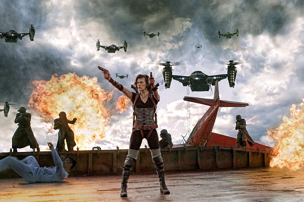 О сценарии пилота «Обители зла» от Netflix 5