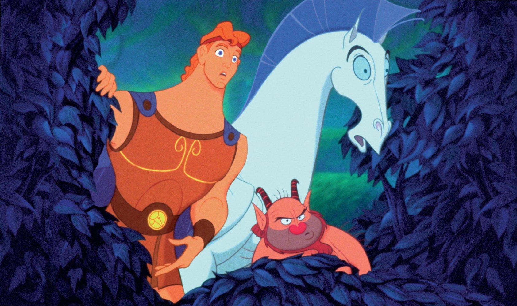Слух: Disney работает над ремейком «Геркулеса»