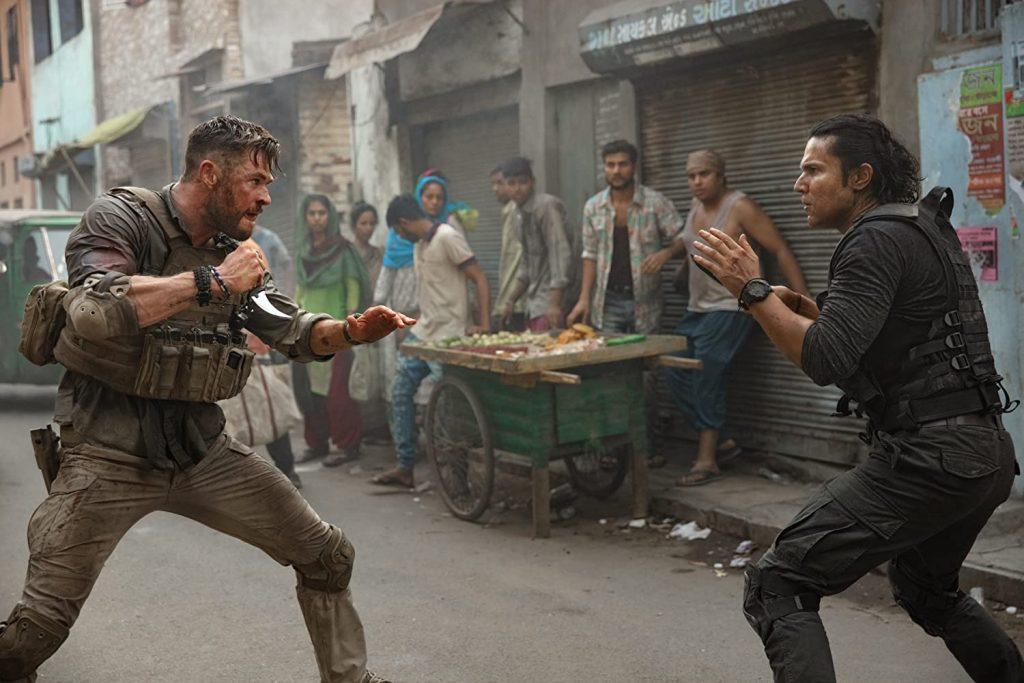 Extraction: новый боевик братьев Руссо, и не про Мстителей 2