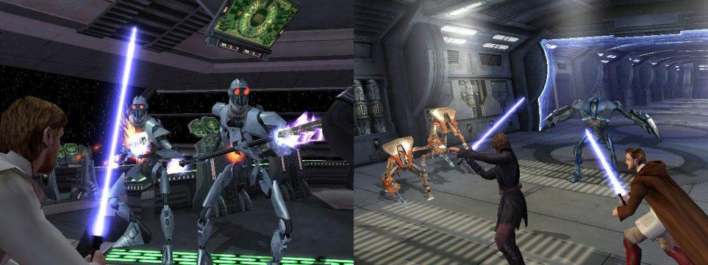 Игры, где ты джедай: KOTOR, Dark Forces и другие 16