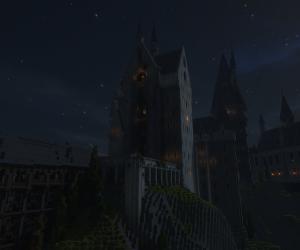 Вышла фанатская RPG по «Гарри Поттеру» на базе Minecraft