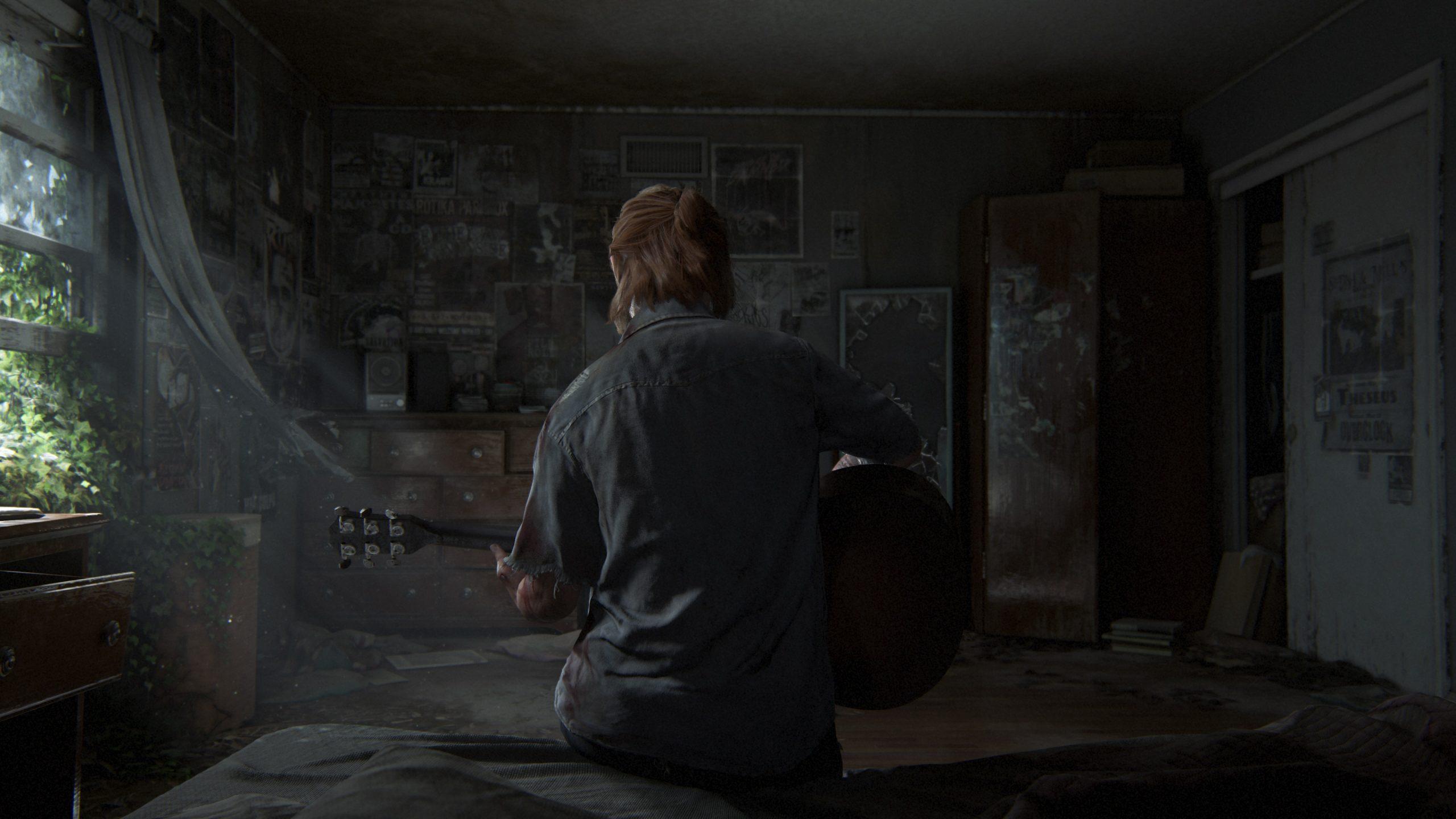 В интернет слили материалы о The Last of Us 2 — остерегайтесь спойлеров! 1