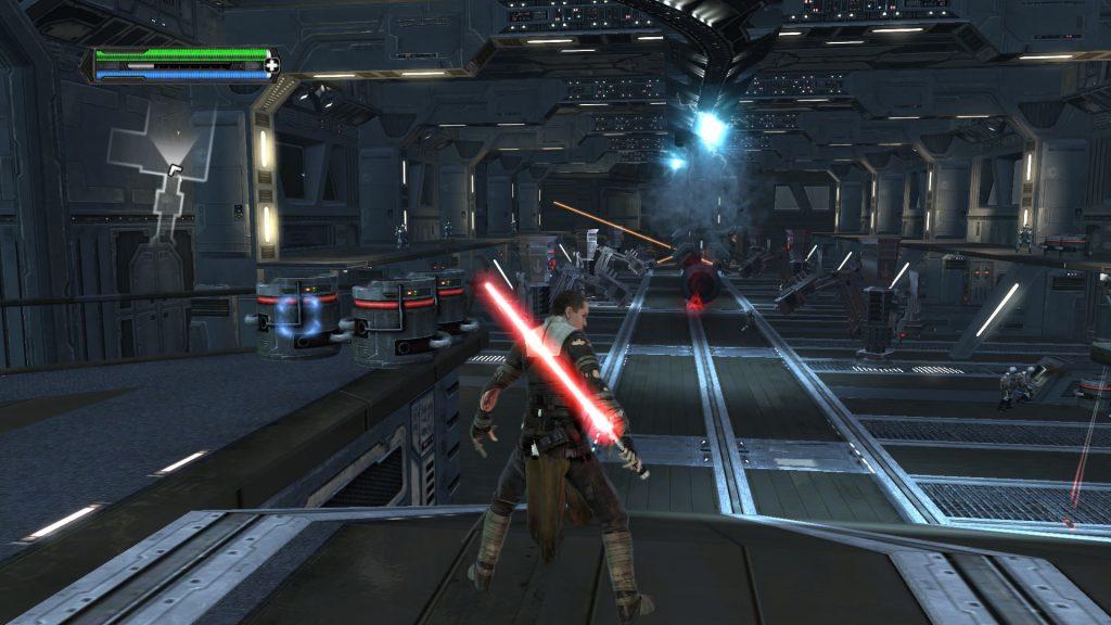 Игры, где ты джедай: KOTOR, Dark Forces и другие 22