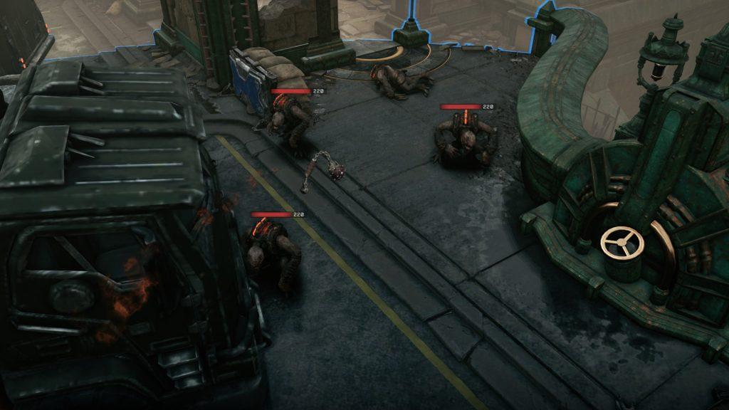 Кому стоит пройти Gears Tactics 5