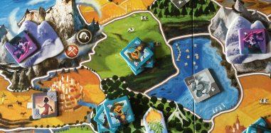 """Обзор дополнения """"Small World: Небесные острова"""" 7"""