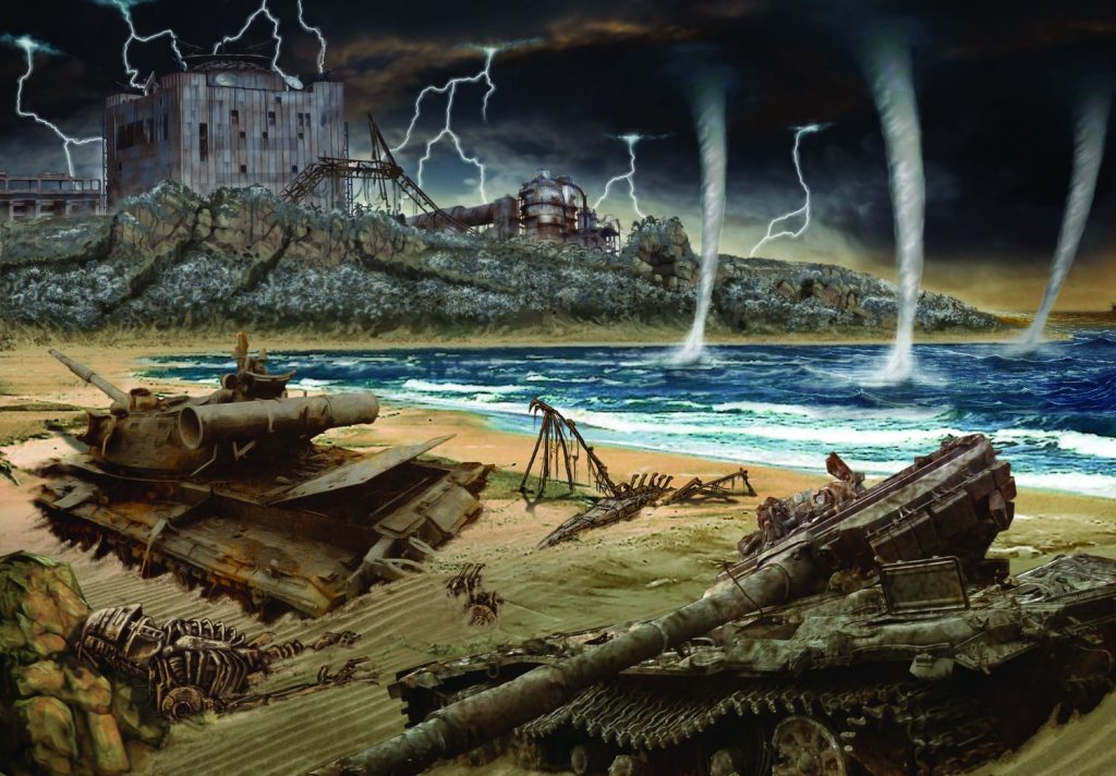 Большой «П»: 8 сценариев апокалипсиса 9