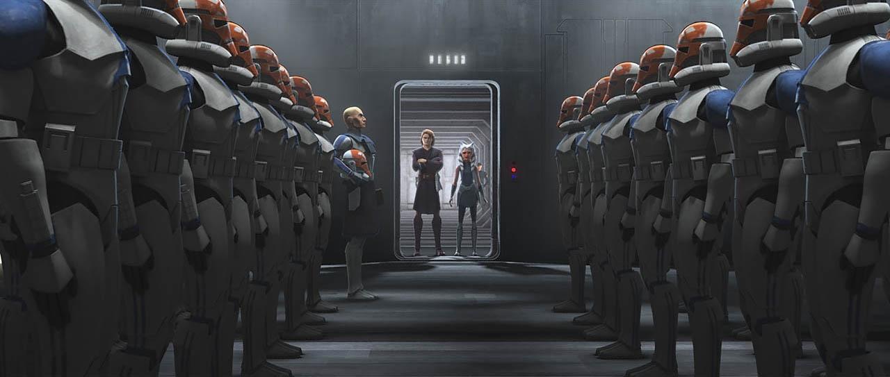 «Верность для клонов — это всё»: тизер финальных серий «Войн клонов» 1