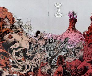 Кто изгероев комикса «Песочный человек»появится всериале Netflix?
