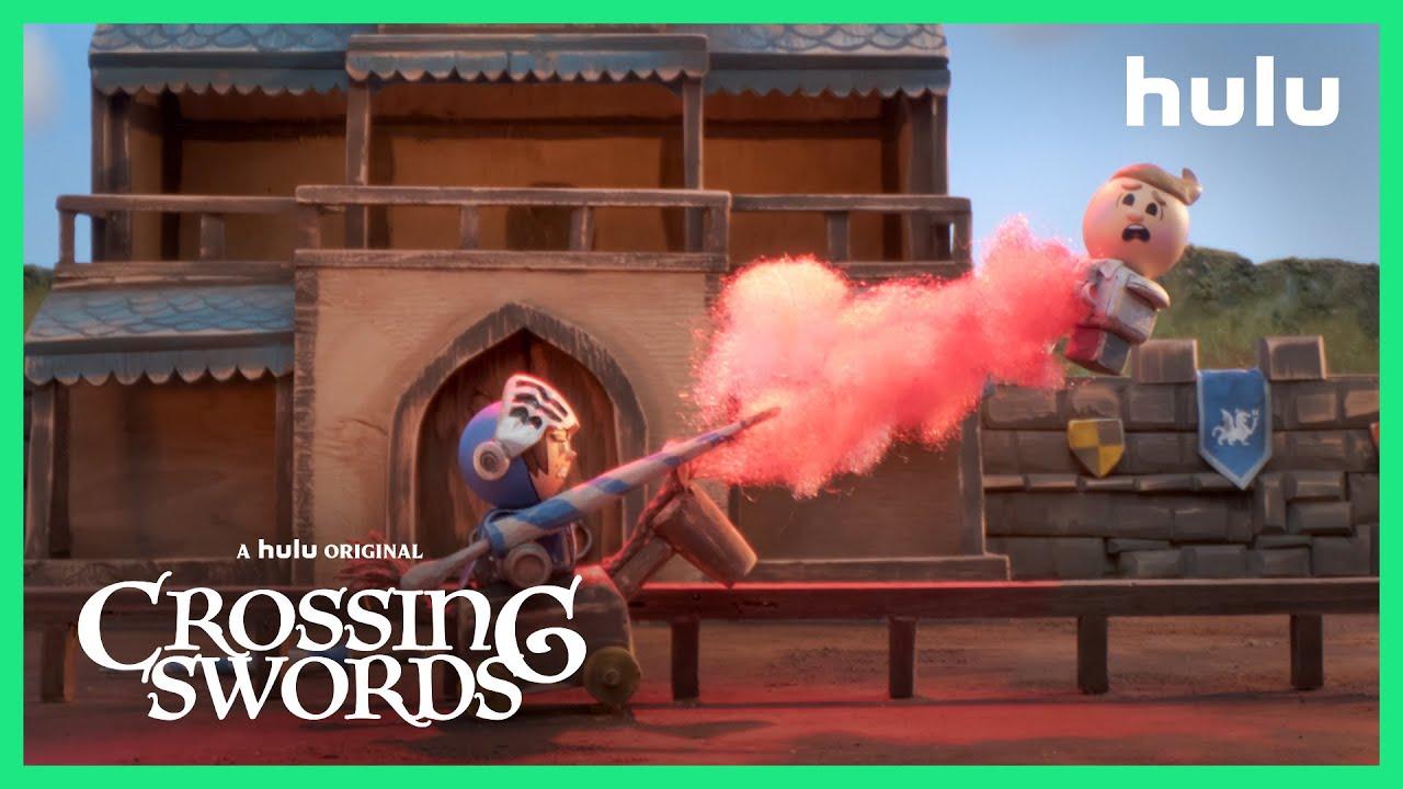 Первый тизер взрослого фэнтези-мультсериала Crossing Swords отсоздателей «Робоцыпа»