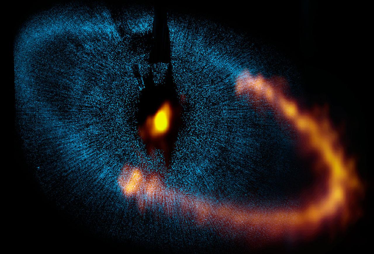 Учёные потеряли экзопланету Дагон в созвездии Южной Рыбы. А была ли она вообще?