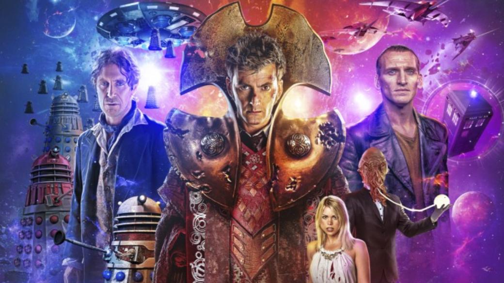 В сентябре начнется новая эпоха «Доктора Кто» — с тремя Повелителями времени