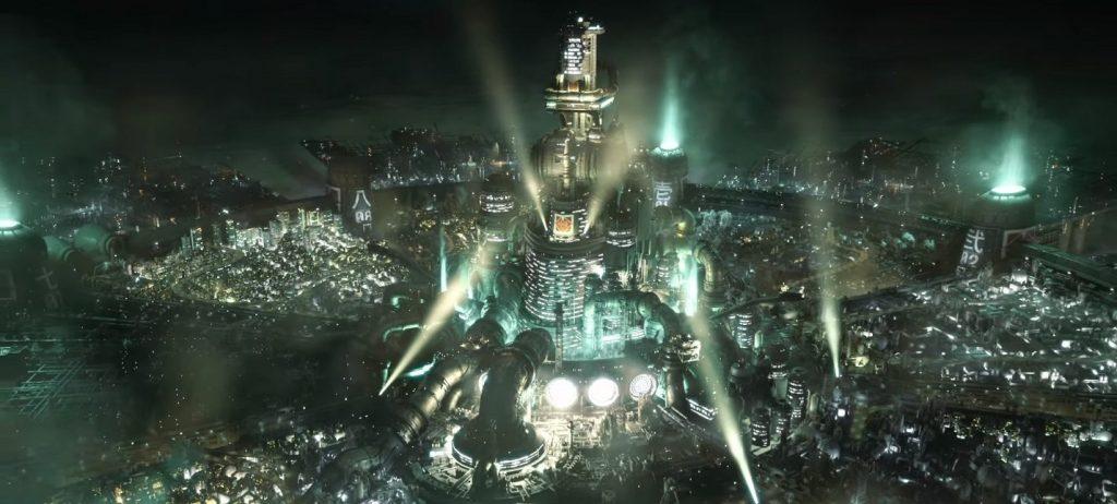 Final Fantasy VII. Midgar