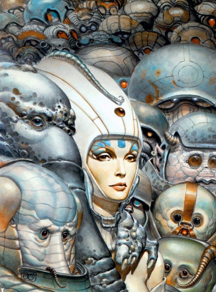 Умер Хуан Хименес, художник «Метабаронов» 12