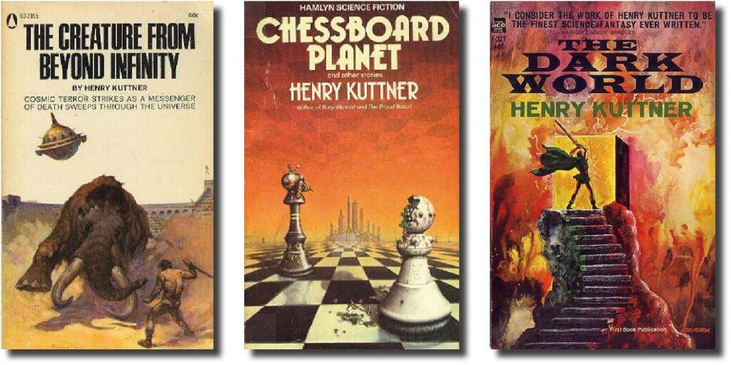 Генри Каттнер и Кэтрин Мур: гениальные халтурщики и мистификаторы 3