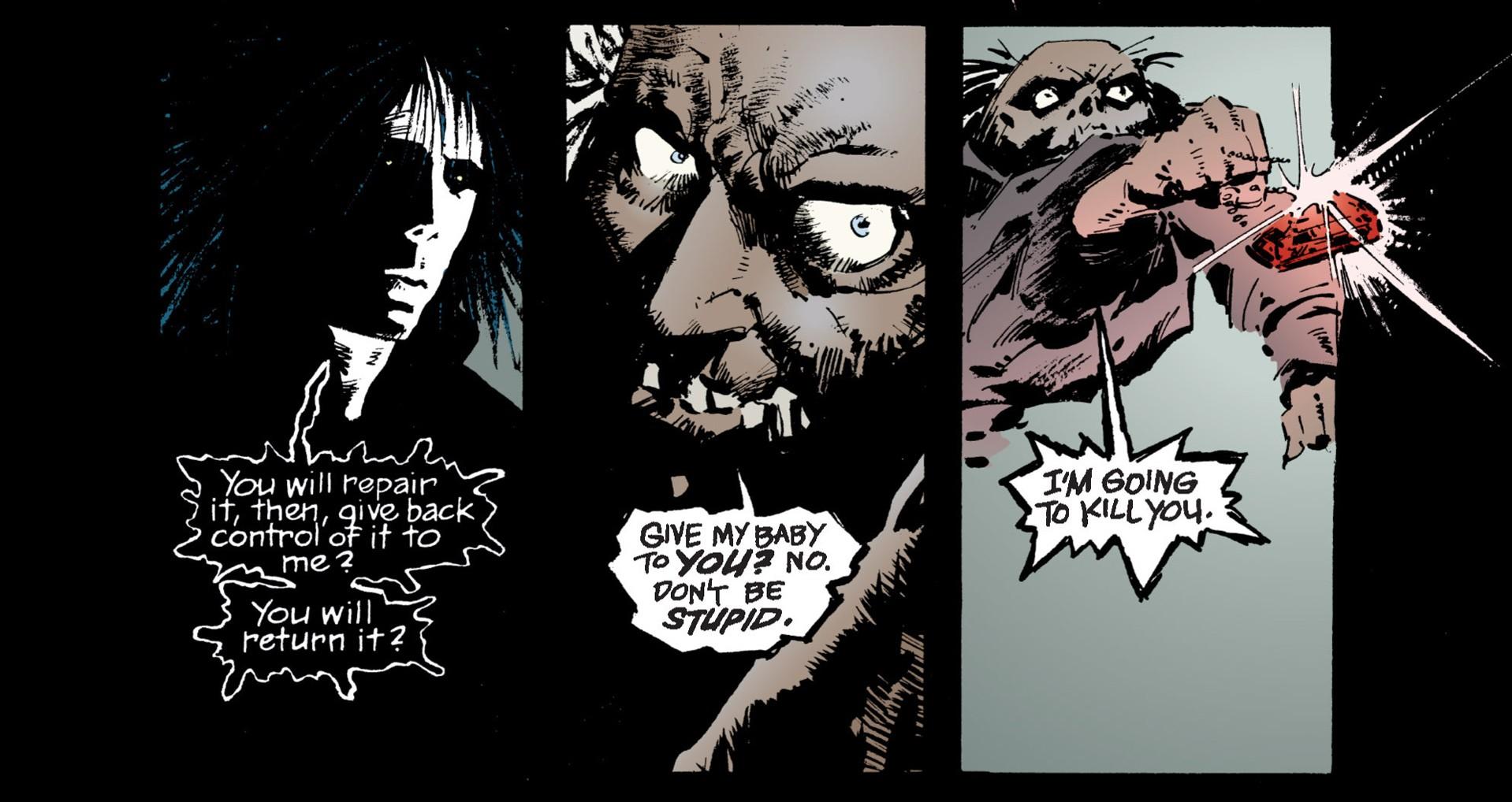 Кто изгероев комикса «Песочный человек»появится всериале Netflix? 3