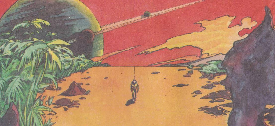 Находка: настольная игра «Неукротимая планета»пороману Гарри Гаррисона