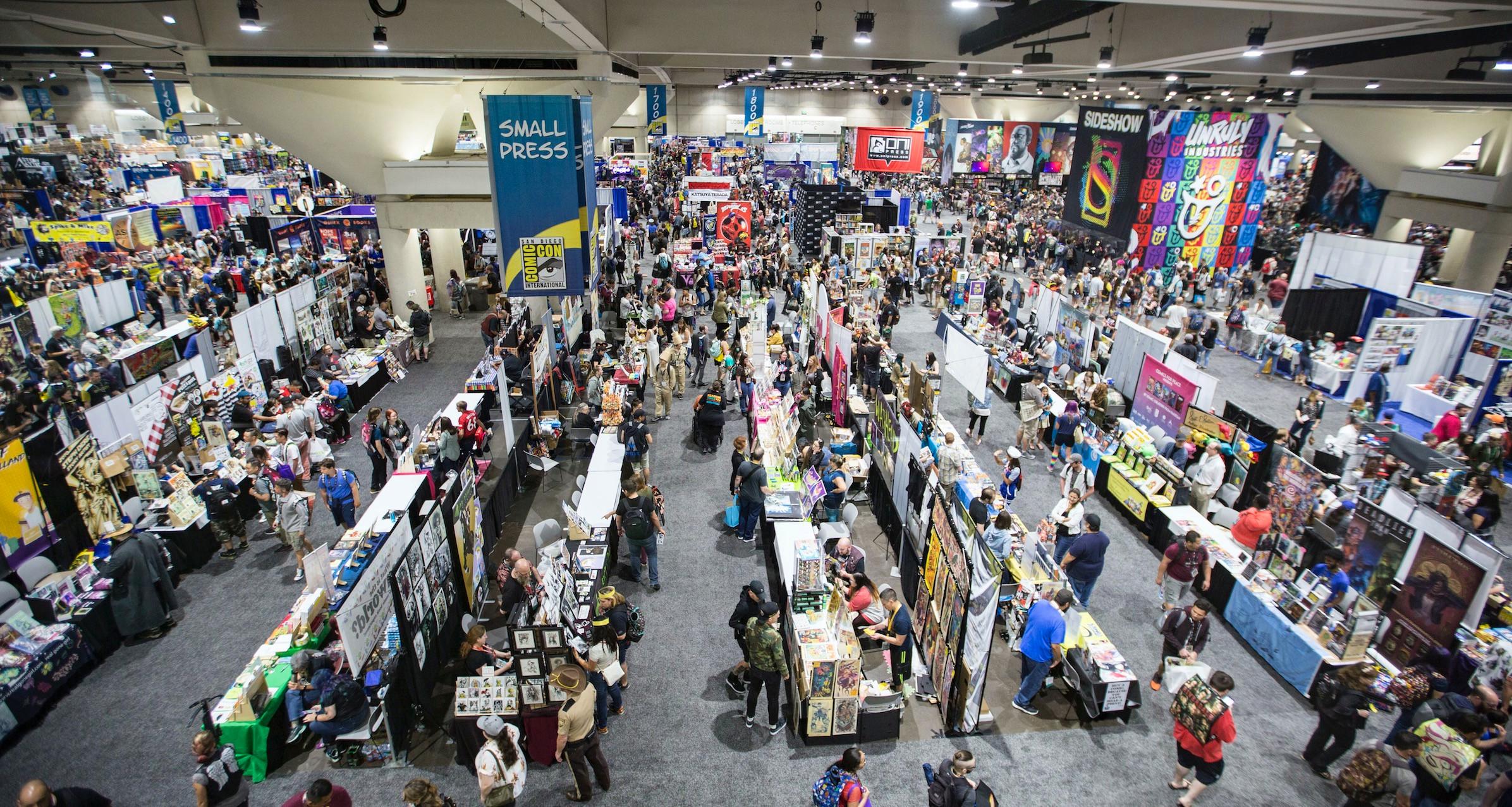 Организаторы Comic-Con отменили фестиваль в2020 году