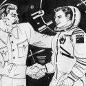 Как мы со Сталиным делили Луну. Роман Арбитман — о создании мифа