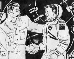 Как мы со Сталиным делили Луну. Роман Арбитман разоблачает великий миф 6