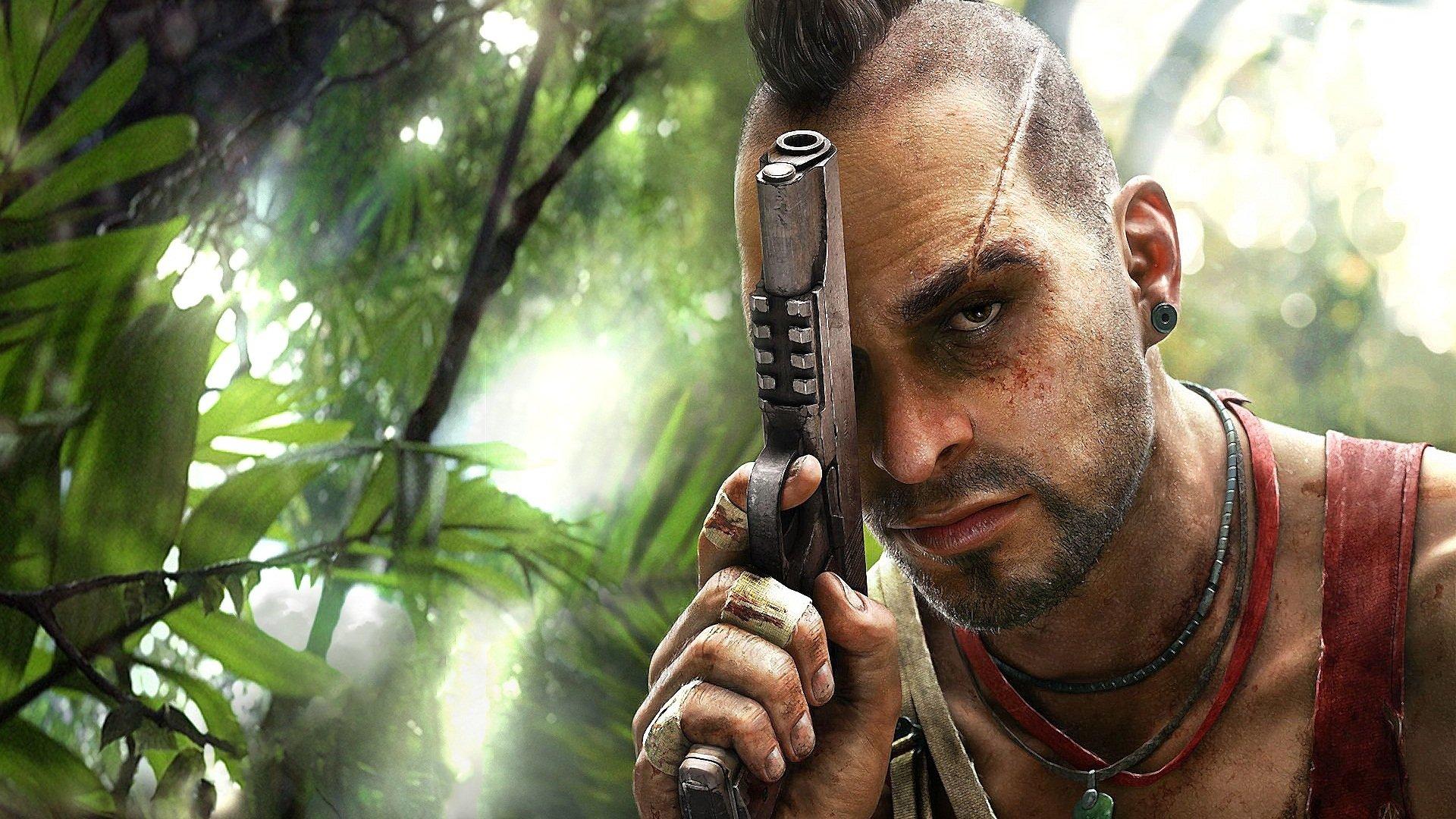 Знаете, что такое безумие? Майкл Мэндо намекнул, что вернется к роли Вааса из Far Cry 3