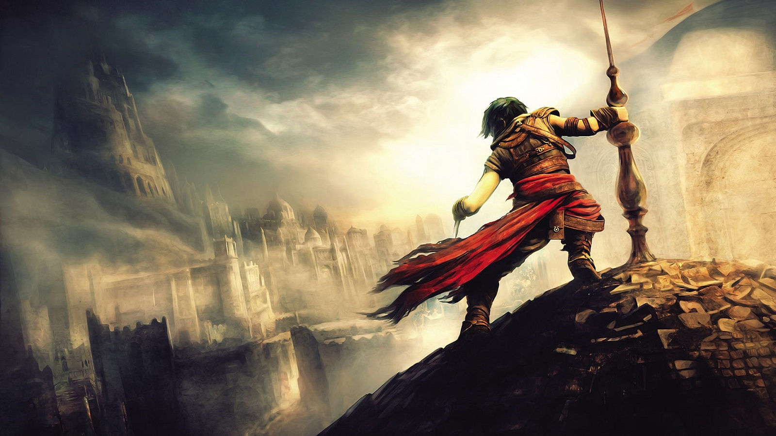 В интернете нашли геймплей отмененной Prince of Persia