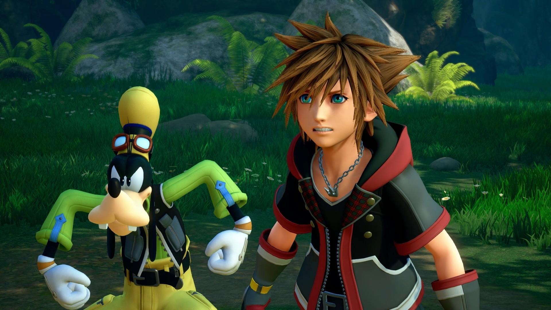 Инсайдеры: Square Enix работает над мультсериалом по Kingdom Hearts для Disney+