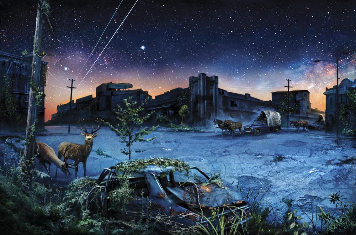 Эмили Мандел, автор как никогда актуального романа «Станция одиннадцать» о вирусе, погубившем цивилизацию, рассуждает о реальной пандемии 5