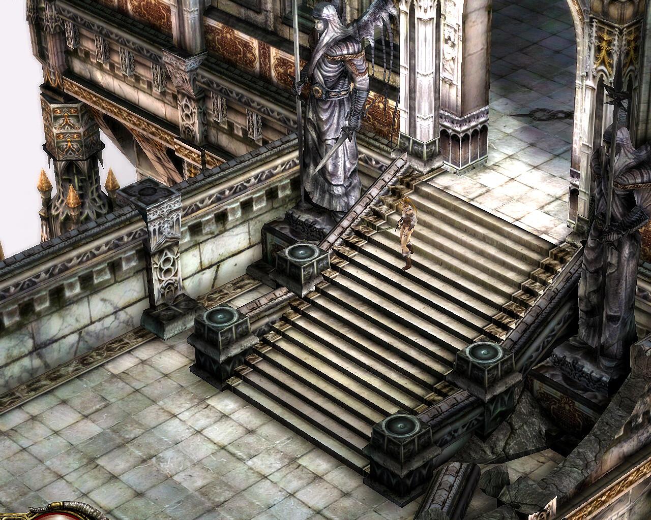 Находка: скриншоты отмененной Diablo III