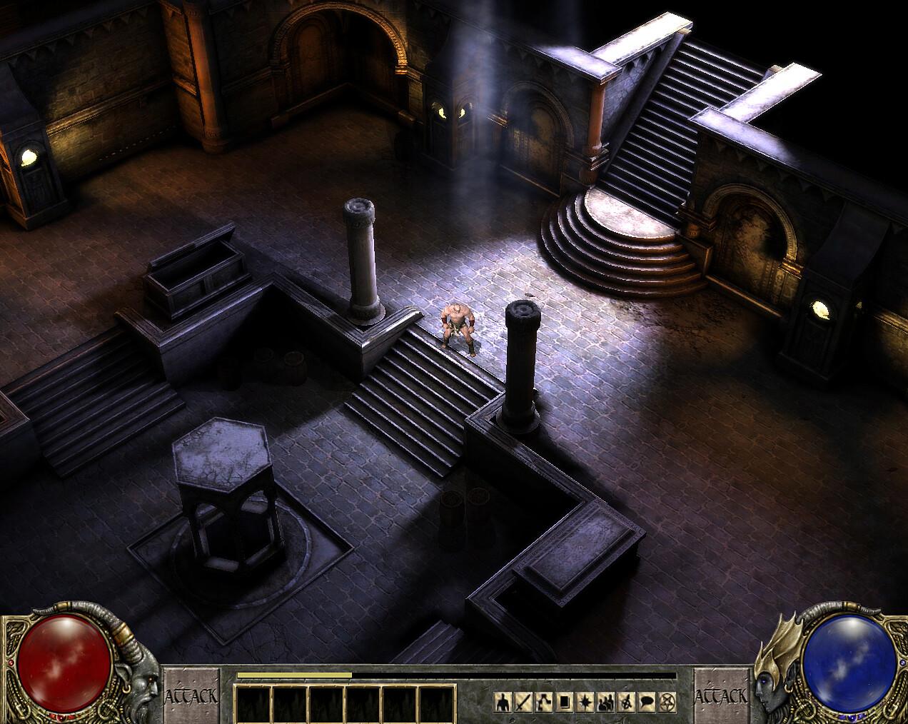 Находка: скриншоты отмененной Diablo III 12