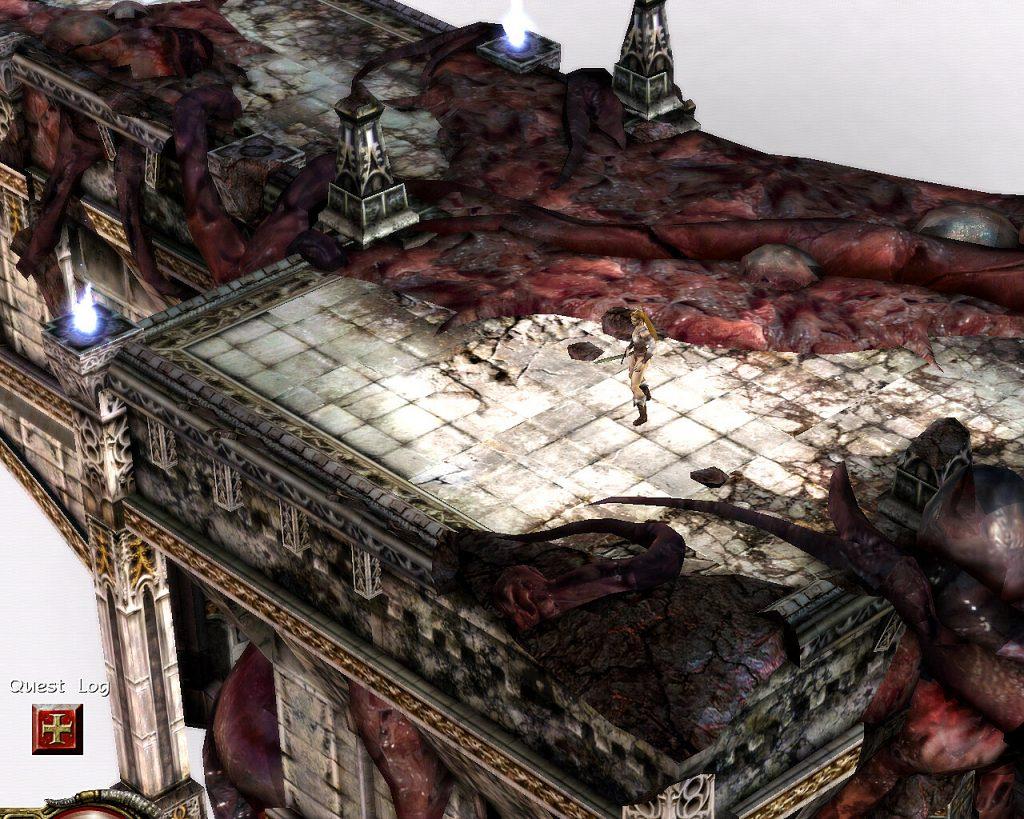 Находка: скриншоты отмененной Diablo III 10