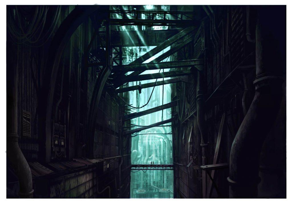 Какой могла быть несостоявшаяся экранизация BioShock 18