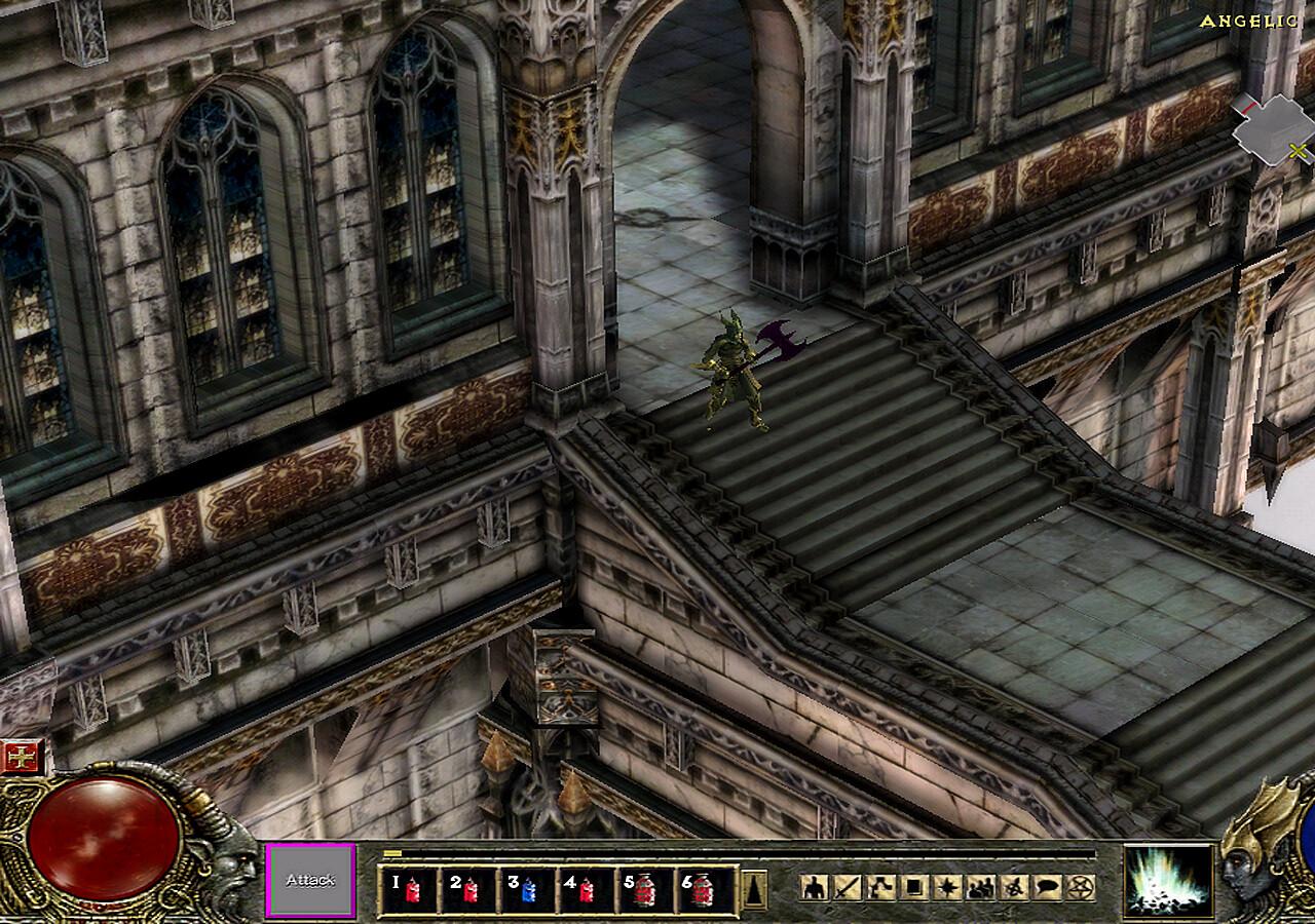 Находка: скриншоты отмененной Diablo III 11