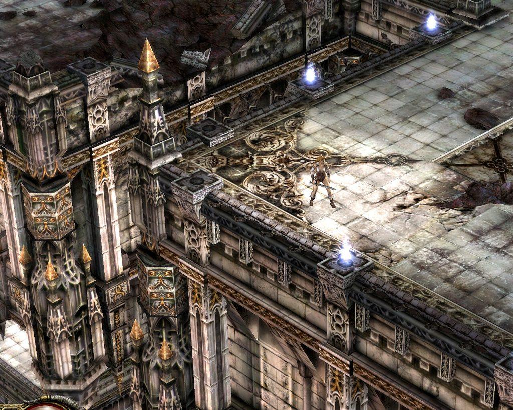 Находка: скриншоты отмененной Diablo III 1