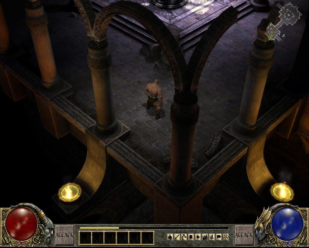 Находка: скриншоты отмененной Diablo III 13