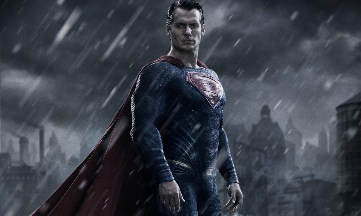 СМИ: Генри Кавилл ведет переговоры о возвращении к роли Супермена