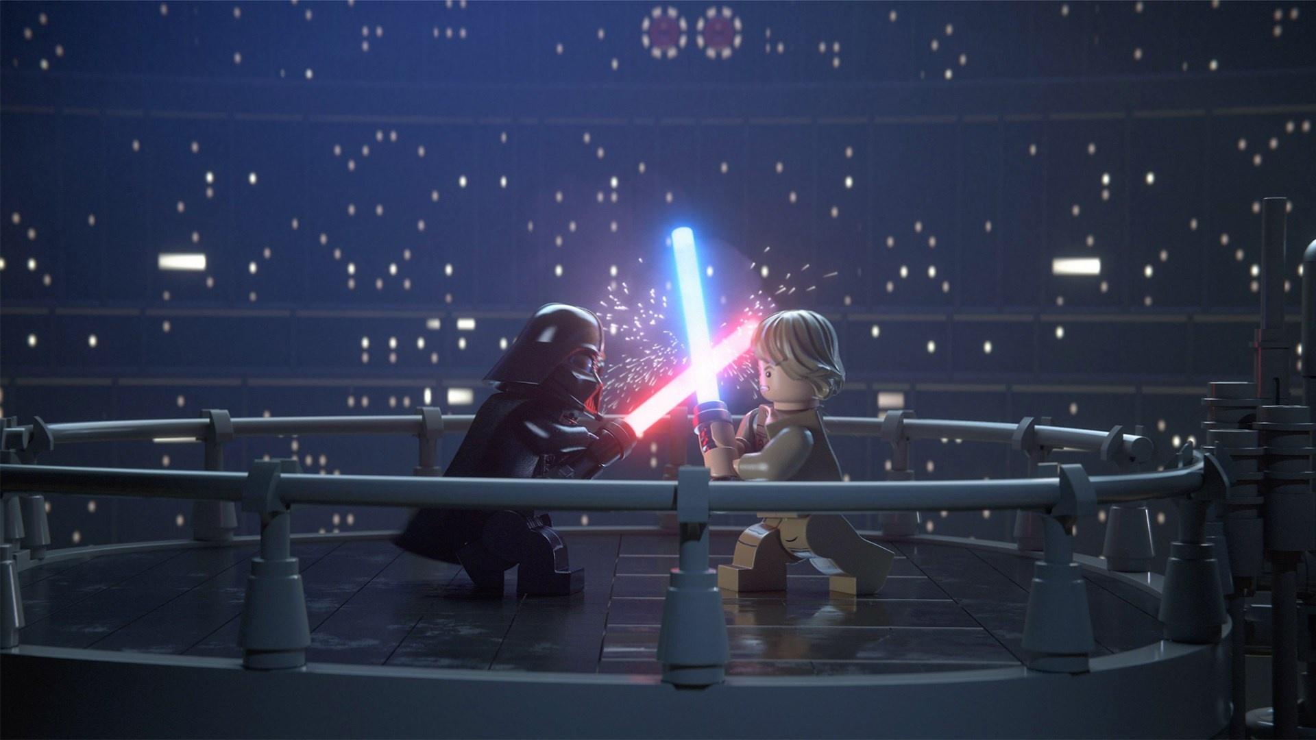 LEGO Star Wars: The Skywalker Saga: новые подробности и обложка игры