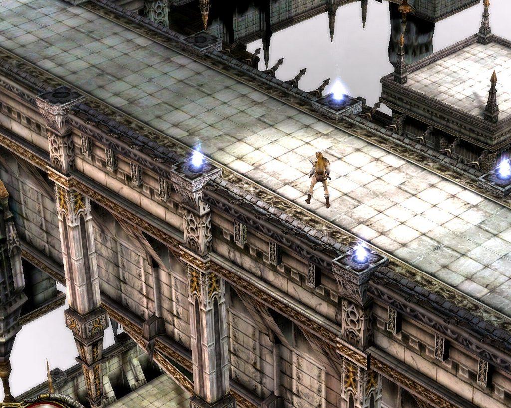 Находка: скриншоты отмененной Diablo III 2