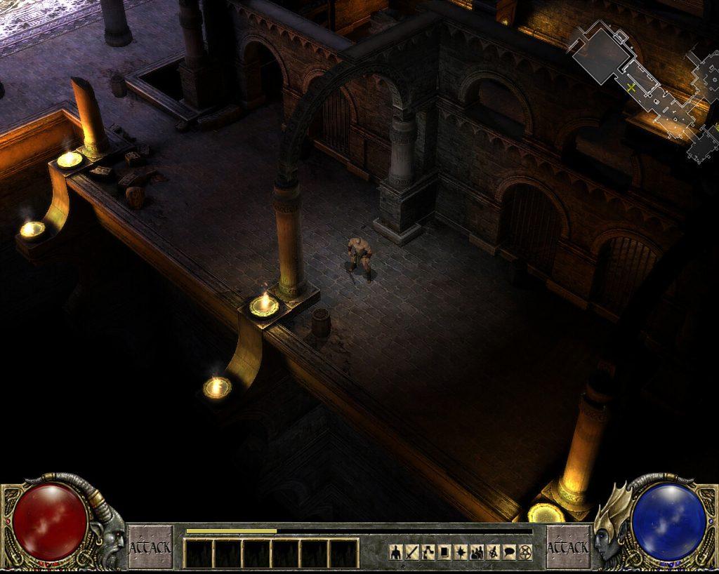 Находка: скриншоты отмененной Diablo III 14