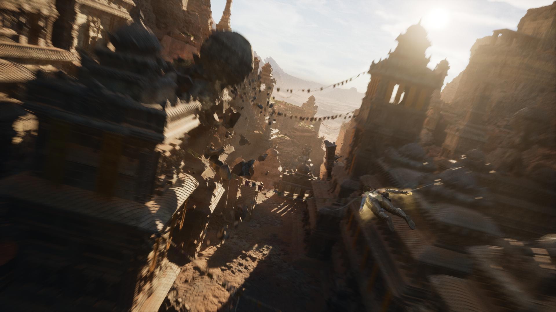Epic Games анонсировала новый движок — Unreal Engine 5 8