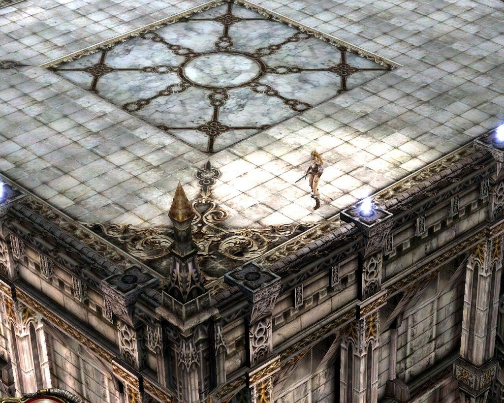 Находка: скриншоты отмененной Diablo III 3