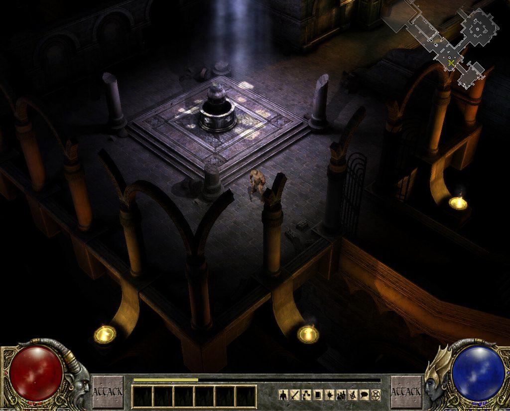 Находка: скриншоты отмененной Diablo III 15