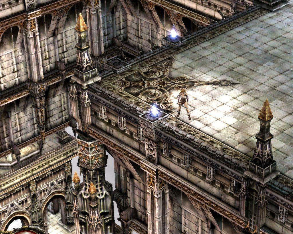 Находка: скриншоты отмененной Diablo III 4