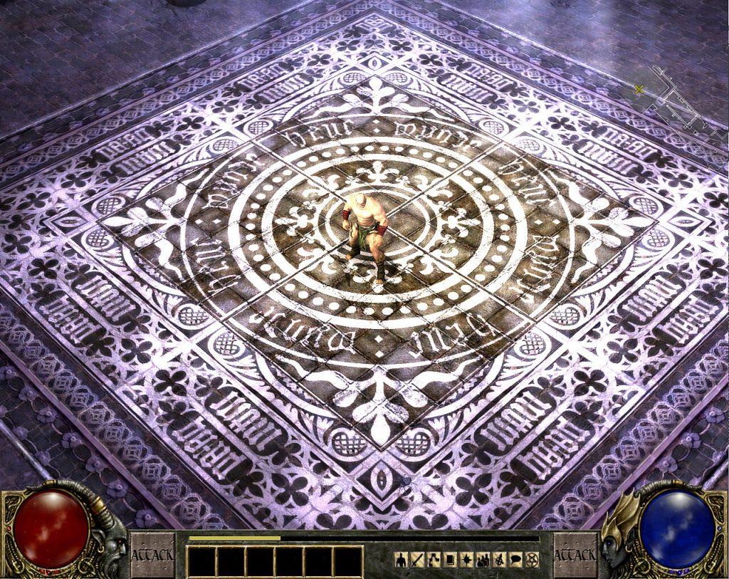 Находка: скриншоты отмененной Diablo III 16