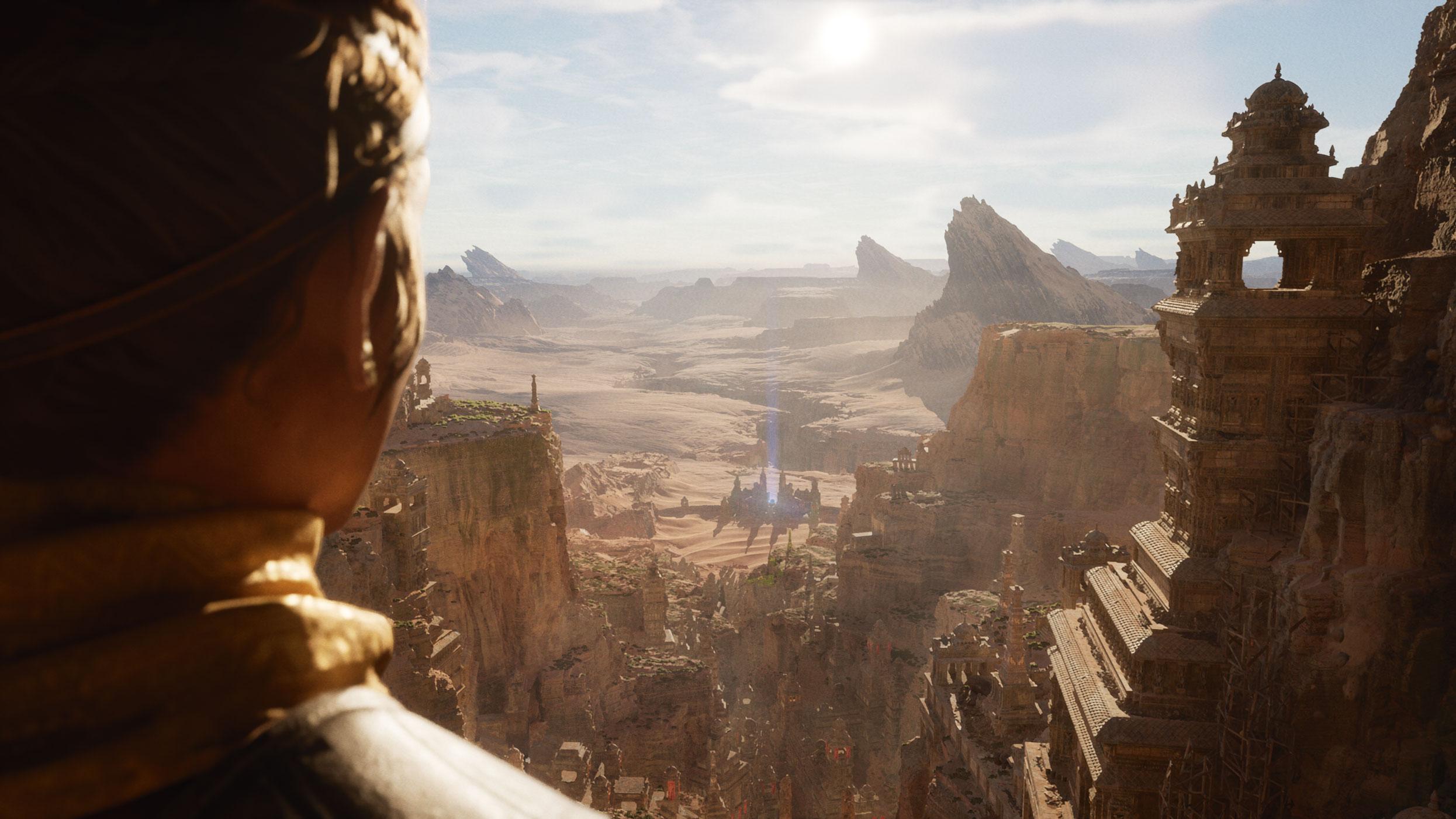 Epic Games анонсировала новый движок — Unreal Engine 5 4
