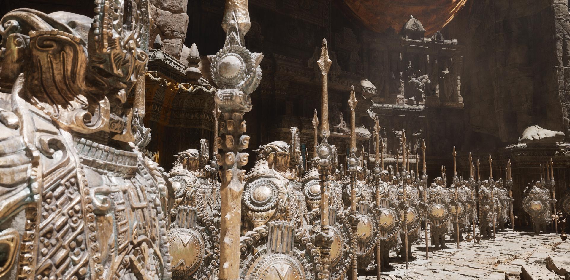Epic Games анонсировала новый движок — Unreal Engine 5 10