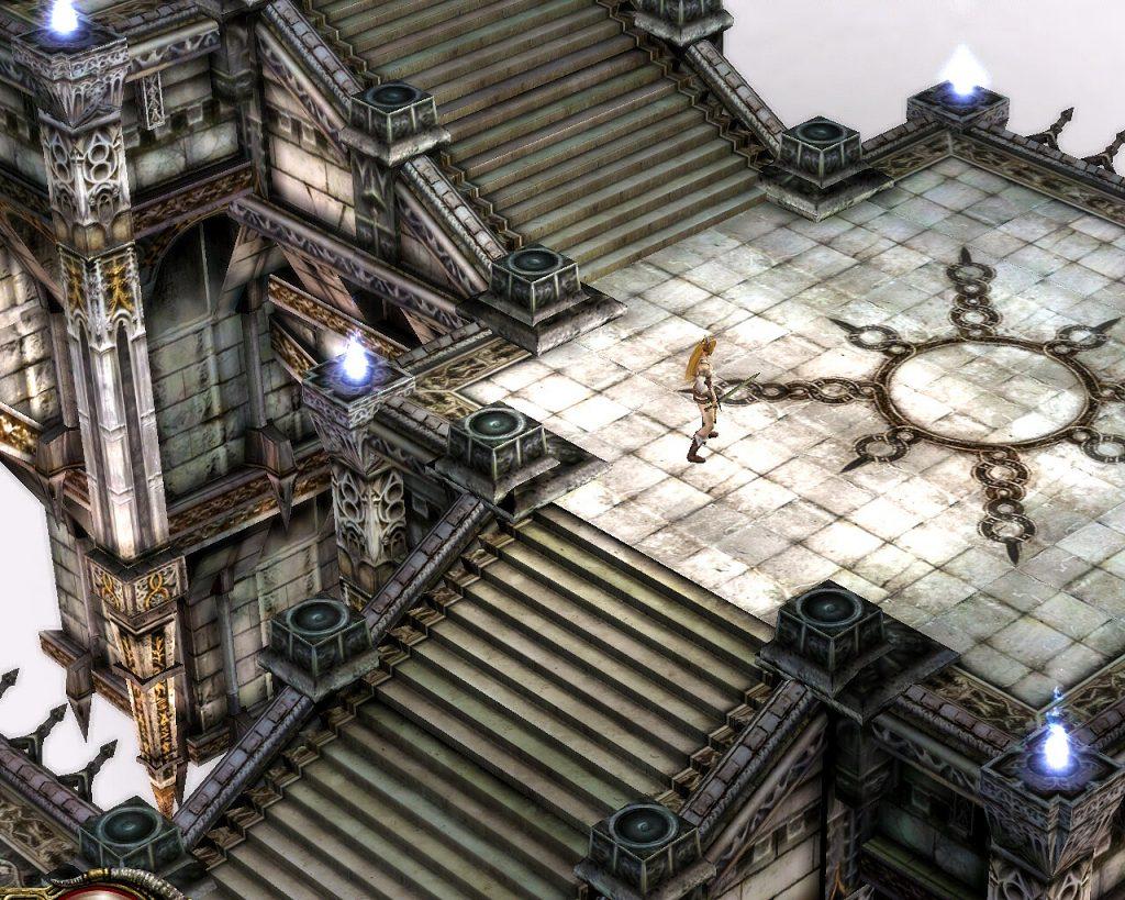 Находка: скриншоты отмененной Diablo III 5
