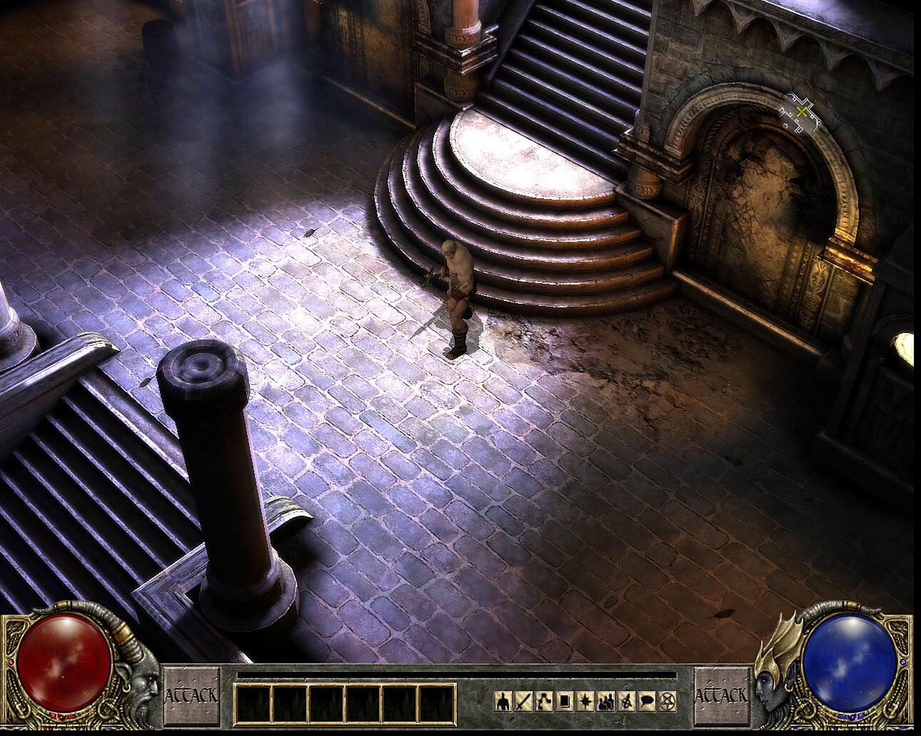 Находка: скриншоты отмененной Diablo III 17