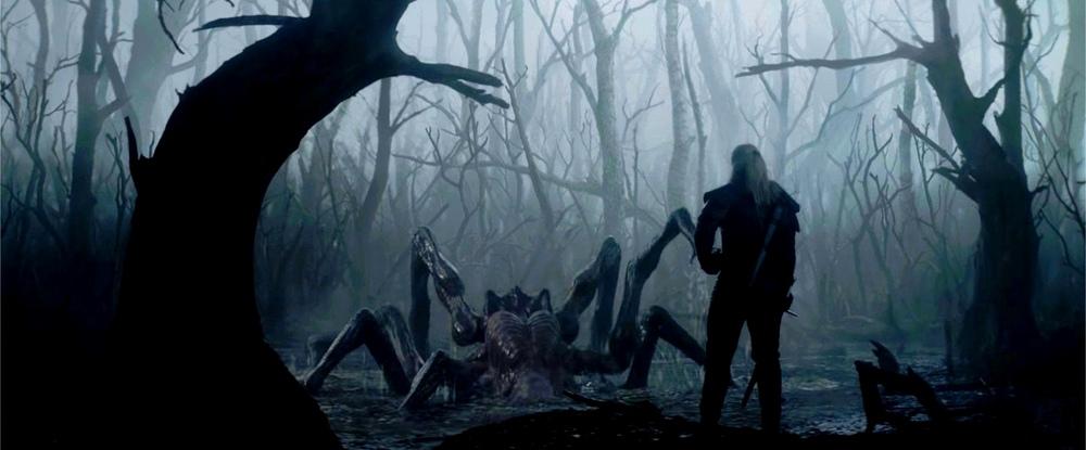 Видео: первая часть бестиария «Ведьмака»отNetflix