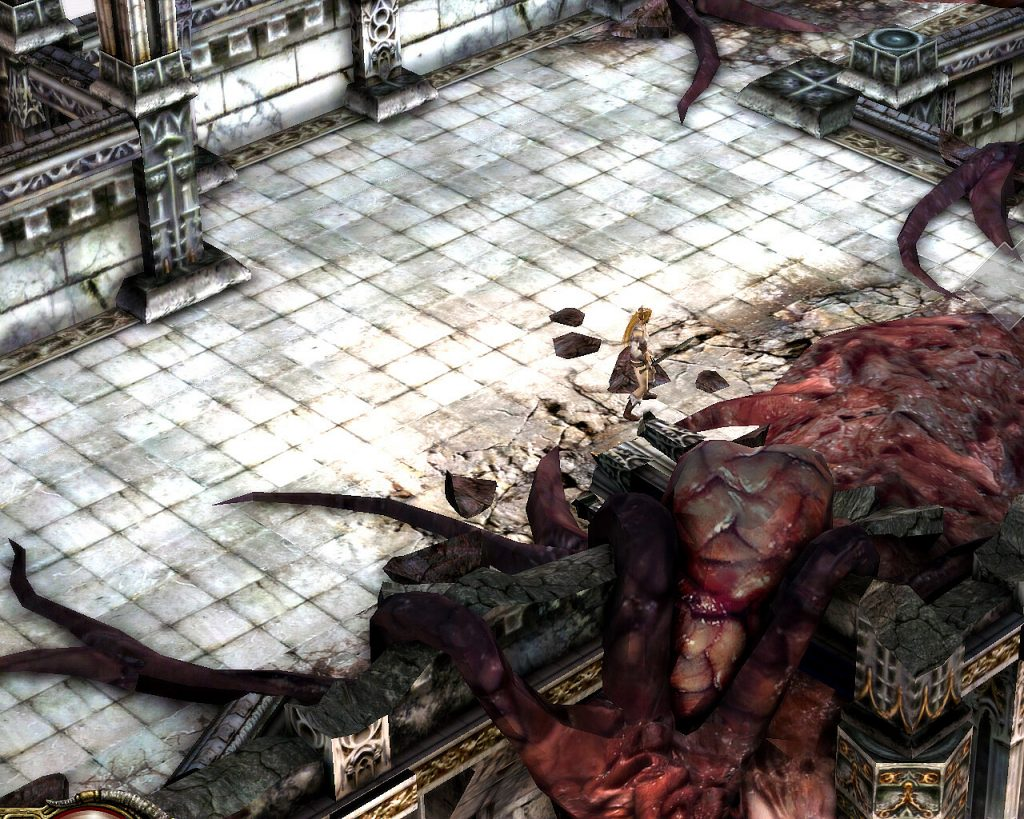 Находка: скриншоты отмененной Diablo III 6